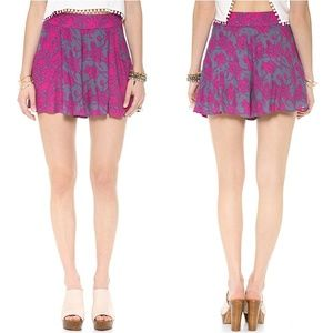 🎀NWT🎀 Free People High Rise Culotte Shorts